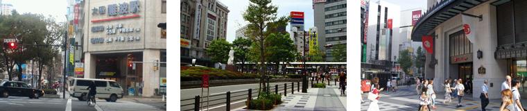 大阪の面接場所の画像